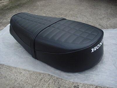 BRAND NEW HONDA SL 100 125 SL125 SL100 COMPLETE DOUBLE  SEAT ASSY