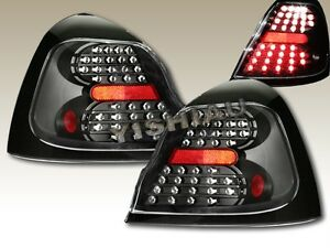 04 08 pontiac grand prix led tail lights 2005 2006 2007. Black Bedroom Furniture Sets. Home Design Ideas