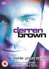 Derren Brown - Inside Your Mind (DVD, 2007)