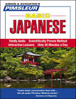 Pimsleur Japanese Basic Course - Level 1 Lessons 1-10 CD: Learn to Speak and Understand Japanese with Pimsleur Language Programs: Level 1 : Lessons 1-10 by Pimsleur (CD-Audio, 2011)