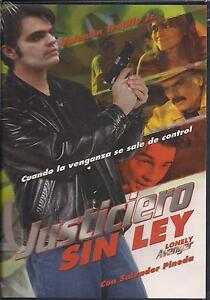 Image Is Loading Justiciero Sin Ley Lonely Avenger DVD NEW Valentin