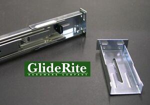 Sk 35 Face Frame Rear Mounting Brackets Drawer Slides Ebay