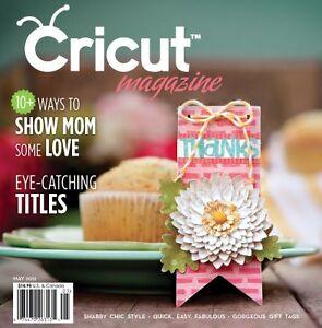 Cricut-Magazine-MAY-2012-Brand-New-Cartridge-amp-Machine-Idea-Book