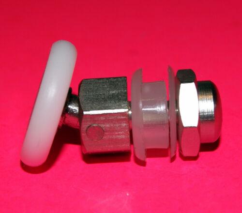 Drehgelenk einzelne Dusche Türrollen 25mm Durchmesser L014
