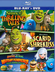 Shreks-Spooky-Stories-Blu-ray-Disc-2012-2-Disc-Set-Halloween-Brand-New-Shrek