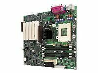 Motherboard P4 Socket 423 Intel Desktop Board D850GB A48535-903 With CPU & Ram