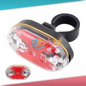 Flashing-Safety-9-LED-Bike-Bicycle-Rear-Tail-Light-3-ERUS