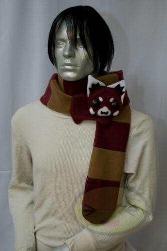 Red Panda Scarf Christmas Gift