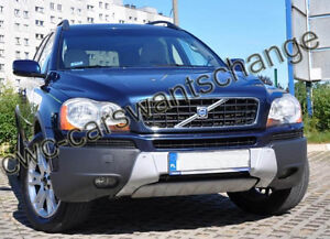 VOLVO-XC90-XC-90-BODY-KIT-FRONT-AND-REAR-BUMPER-SPOILER-VALANCE