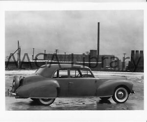 1940-Lincoln-Continental-Coupe-Factory-Photo-Ref-53289