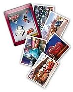 Choose your item Panini Disney Pixar Cars Toon Starter Pack Sticker Collection