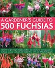 A Gardener's Guide to 500 Fuchsias: Varieties for Growing in Hanging Baskets and Pots, Hardy Fuschias, Species, Unusual Cultivars and Encliandras, with Over 270 Photographs by John Nicholass (Paperback, 2012)