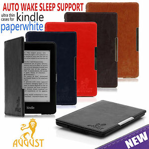 Ultra-Slim-Magnetic-Leather-Smart-Case-Cover-for-Amazon-Kindle-Paperwhite