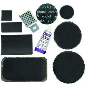 kit reparation pneus radial flanc bande de roulement 56 pieces motos quad ebay. Black Bedroom Furniture Sets. Home Design Ideas