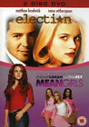 Mean Girls/Election (DVD, 2008, 2-Disc Set, Box Set)