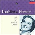 Kathleen Ferrier sings Gluck, Handel, Bach, Mendelssohn, Pergolesi (1992)