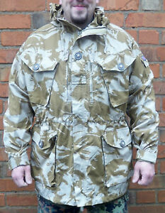 British-Army-Smock-Windproof-NEW-Jacket-Desert-Genuine-Original-DPM-SAS-Para