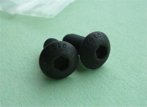 Stainless Black Hi Ten Weihrauch HW 77 95 98 97 Stock Screw Kit Polished Brass