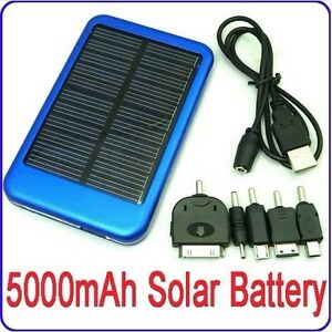 5000mAh-Solar-panel-Power-Bank-USB-Battery-Charger-for-Cell-Phone