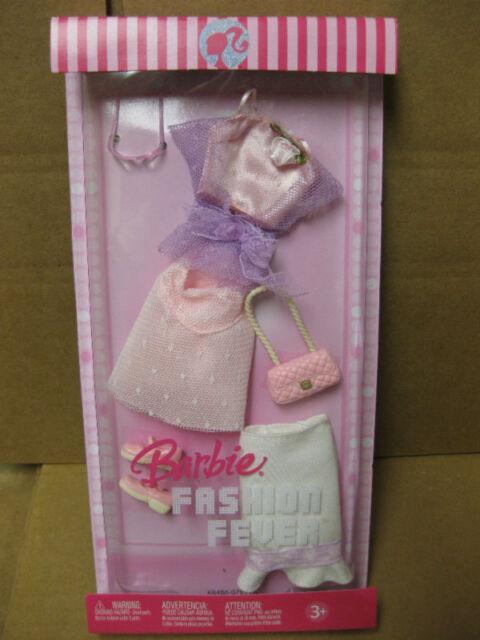 2006 Barbie Fashion Fever Fashions