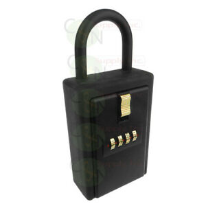 how to open a lock box with letters