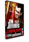 Jim Jefferies - I Swear To God / Contraband (DVD, 2011)