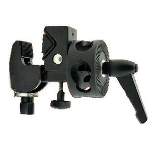 Cowboystudio-Super-Dual-Head-Clamp-for-Stand-Boom-Arm-Reflector-Arm