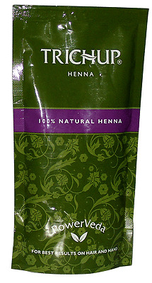 Trichup Henna 100gm premium natural Henna powder for hair and hands tattoo