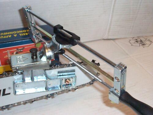 Feilgerät// Schärfgerät für Motorsägen alle Modelle// NEU