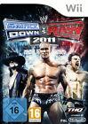 WWE SmackDown vs. Raw 2011 (Nintendo Wii, 2010, DVD-Box)