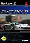 Supercar Street Challenge (Sony PlayStation 2, 2001, DVD-Box)
