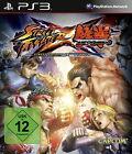 Street Fighter X Tekken (Sony PlayStation 3, 2012)