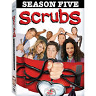 Scrubs - The Complete Fifth Season (DVD, 2007, 3-Disc Set)