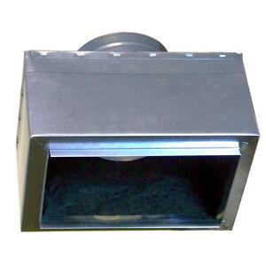 Hvac Insulated Register Box Vent Box