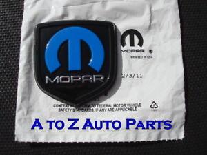 NEW 2008-2010 Dodge Challenger BLUE M, MOPAR 10 Front ...