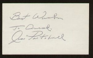 Jose-Tartabull-signed-autograph-3x5-index-card-B3583