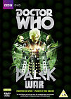 Doctor Who - Dalek War (DVD, 2009, Box Set)