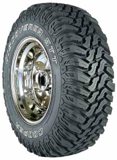 cooper discoverer radial stt tek3 35x13 50r20 tire ebay