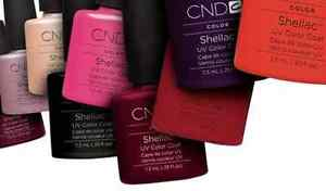 CND-SHELLAC-GEL-POLISH-Black-Pool-Clearly-Pink-Gotcha-Hollywood-Coral-Masquerade