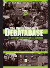Middle Schoolers' Debatabase: The 75 Current Controversies for Debaters by National Forensic League (Paperback, 2009)