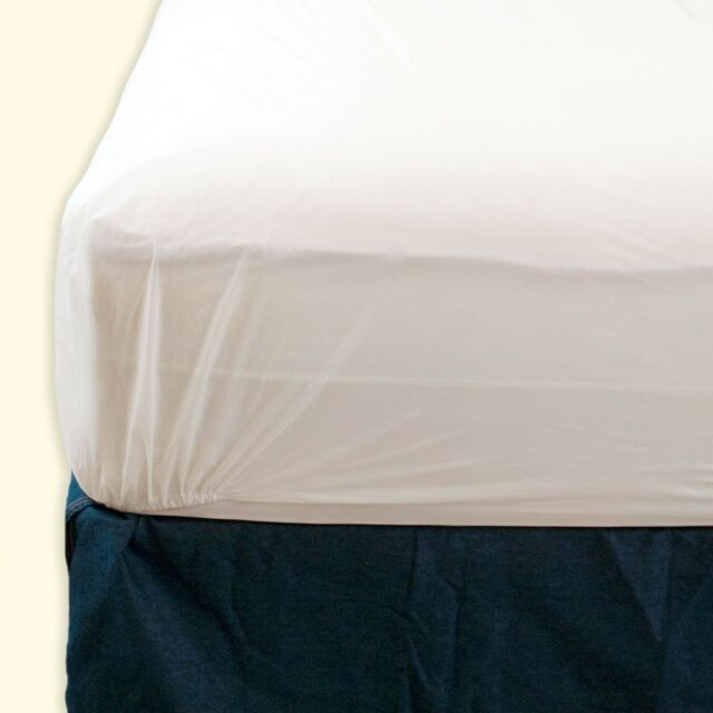 NEW Single Double Fitted Waterproof Mattress Protector Sheet Cover