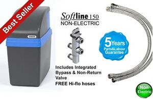 Scalemaster Softline 150 Hf Non Electric Water Softener