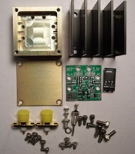 Designer-Kit-for-RF-Amp-2-Stage-SOT-89-with-Heatsink