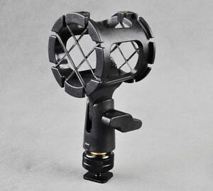 Shotgun Mic Shock Mount / Suspension mount with Hotshoe