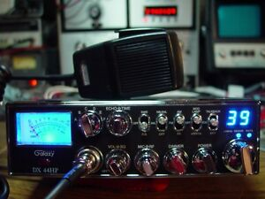 Galaxy DX-44HP Meter Radio - Custom CB radios