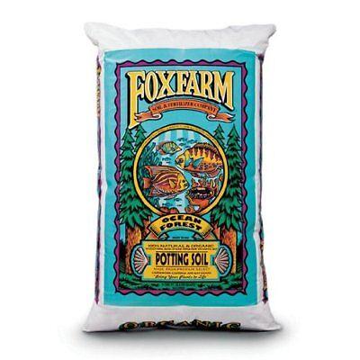 FOX FARM OCEAN FOREST 12 Quart ALL ORGANIC POTTING SOIL FOXFARM Qt
