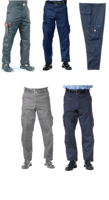 Rothco EMS/EMT Pants - Black, Midnite Navy, and Navy Blue