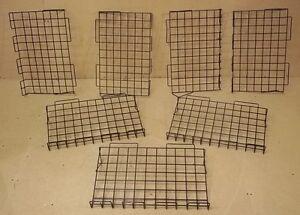 Wire Contertop Racks 23in x 15in x 4 1/2in Lot of 7 Industrial Strength