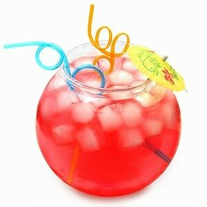 Plastic-Fish-Bowls-For-Cocktails-amp-Party-Drinks-Fast-Delivery-Cheapest