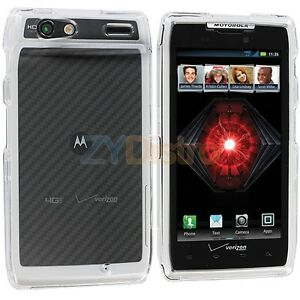Clear-Crystal-Hard-Skin-Case-Cover-Accessory-for-Motorola-Droid-RAZR-XT912
